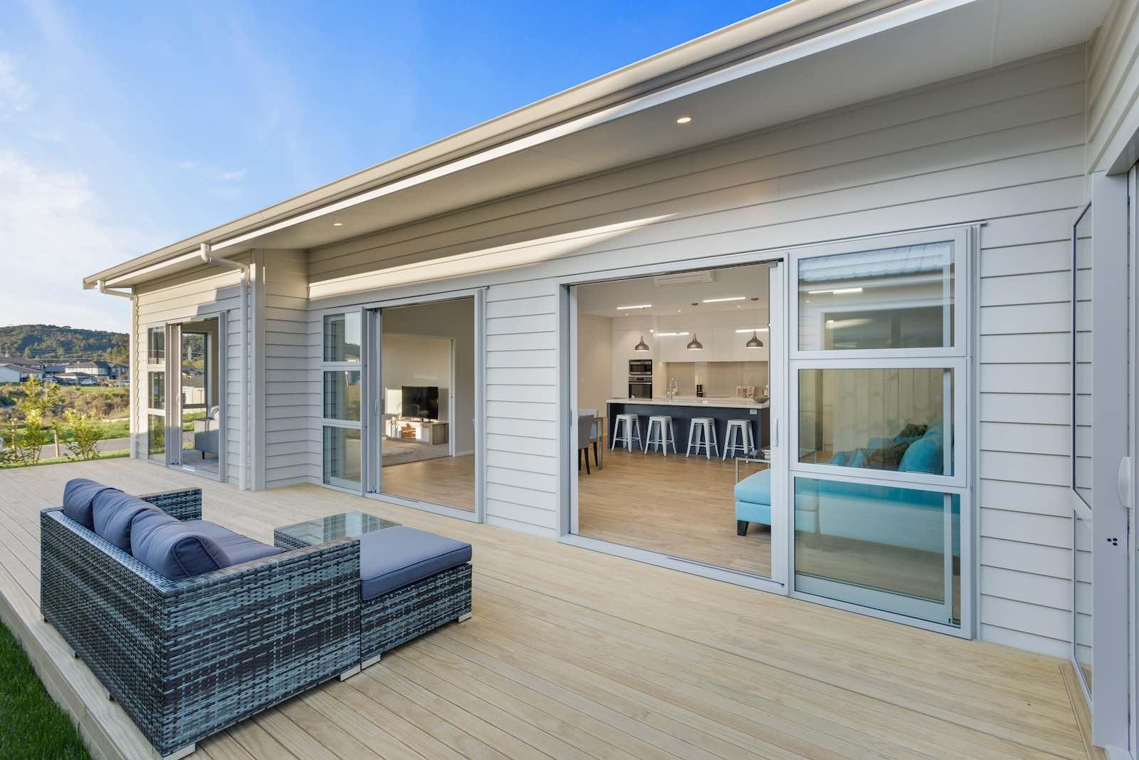 Spec home new build - Highend Homes Auckland
