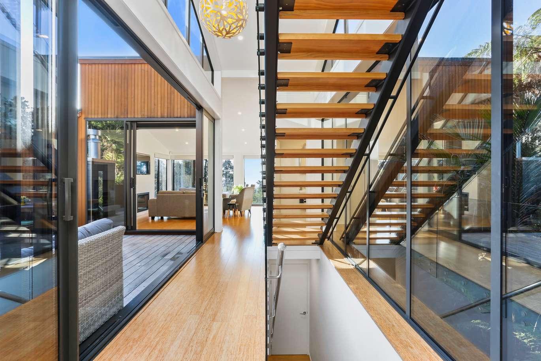 Cedar home Titirangi - Highend Homes -Auckland builder